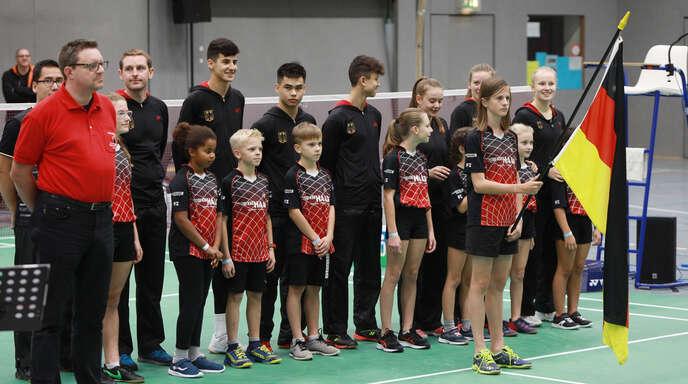 Die deutsche U19-Nationalmannschaft präsentierte sich beim Länderspiel in Lahr von ihrer besten Seite.