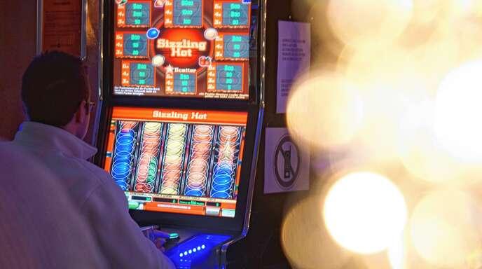 Spielautomatenaufsteller Werden