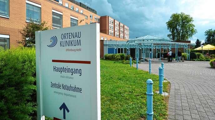 Für knapp 900000 Euro soll das Ortenau-Klinikum am Ebertplatz in Offenburg einen Anbau erhalten.