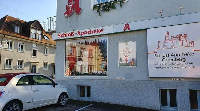 Die Nachricht, dass die Apotheke in Ortenberg schließt, hat für Bedauern gesorgt.
