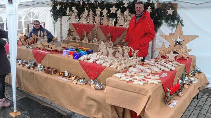 Weihnachtsmarkt Kehl