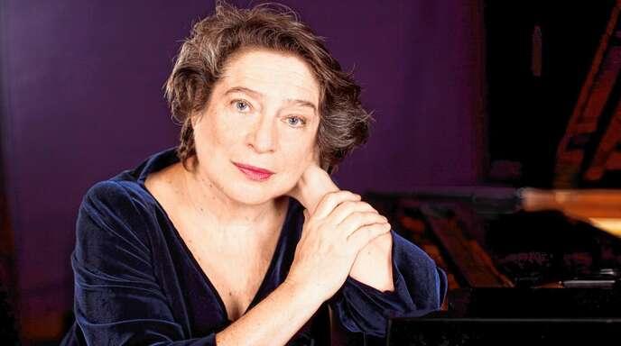 """""""Grande Dame"""" des Klaviers: Elisabeth Leonskaja."""