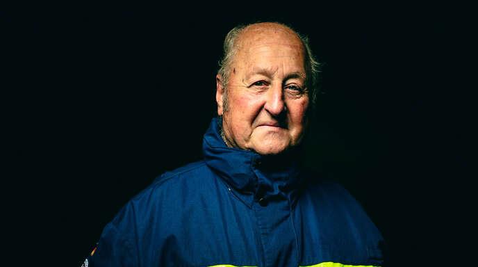 Als Mitglied der THW-Ortsgruppe Achern leistete Rolf Ehinger zwischen den Jahren 1969 und 1970 vier Wochen lang Aufbauhilfe in Tunesien. Eine Flutkatastrophe hatte dort viele Brücken zerstört.
