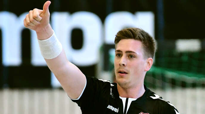 Tim Heuberger spielt mit dem TuS Schutterwald bisher eine starke Saison.