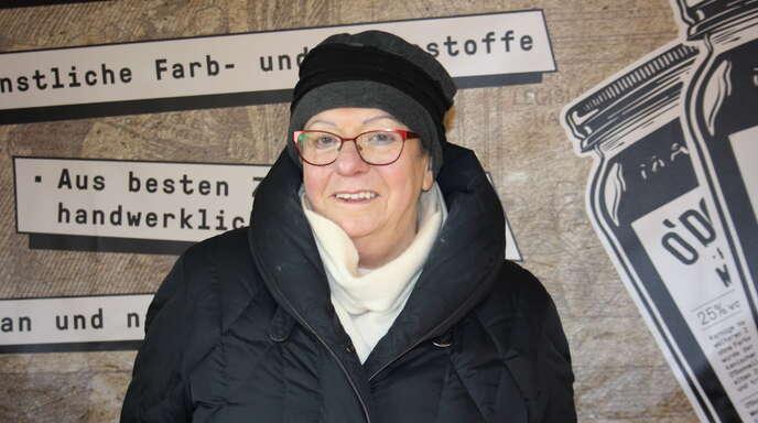 Ursula Ganzmann.