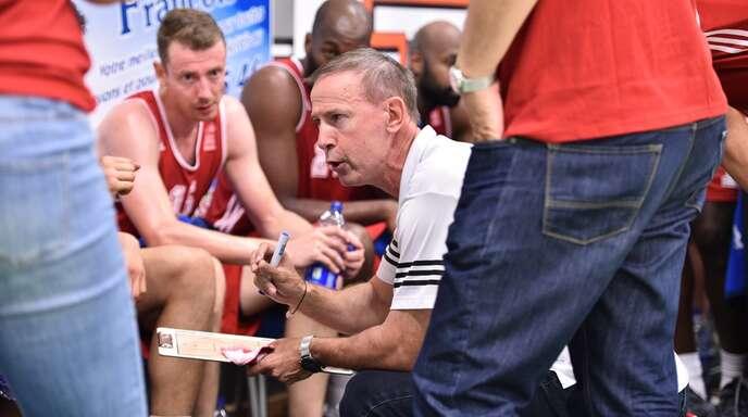 SIG-Trainer Vincent Collet baut auf das Selbstvertrauen seiner Mannschaft.