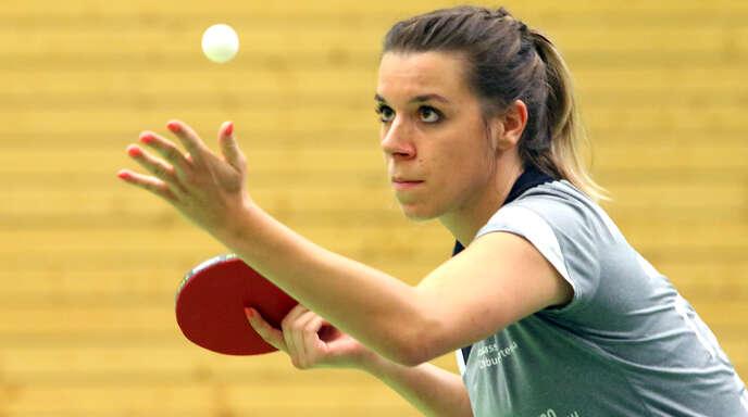Theresa Lehmann spielt in der 2. Bundesliga eine gute Rolle.