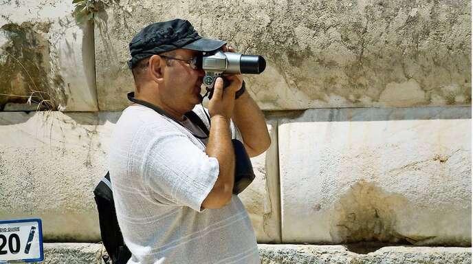 Tourist in Ephesus: Die Türkei ist als Reiseland wieder beliebt.