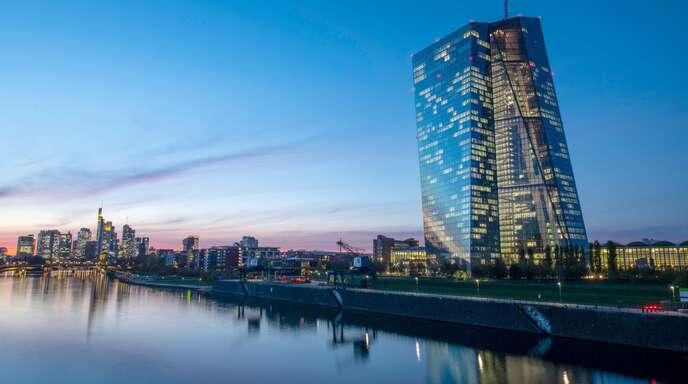 Die Politik der Europäischen Zentralbank hat bisweilen erstaunliche Auswirkungen.