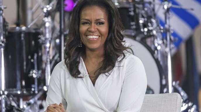 Michelle Obama zeigte sich nun von ihrer musikalische Seite