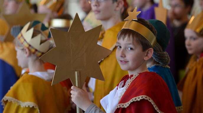 Bibelwissen: Die Heiligen Drei Könige sind Weise aus dem Morgenland.
