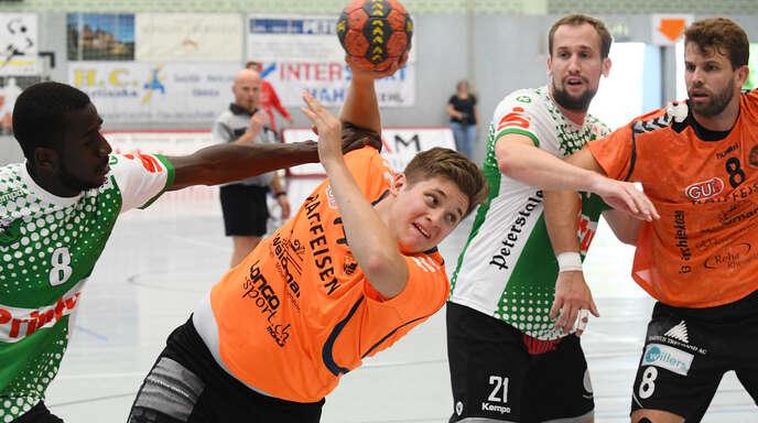 Der 20 Jahre alte Meißenheimer Alexander Velz spielt bisher beim TV Möhlin in der Nationalliga B eine überragende Saison.