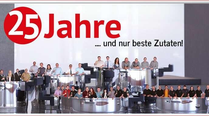 Küchen Fischer, das sind 58 Mitarbeiter an acht verschiedenen Standorten.