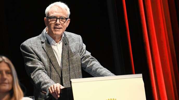 Klaus-Thomas Teufel, der im April als Leiter des Finanzamts Offenburg in den Ruhestand gegangen war, wünschte seiner Nachfolgerin, Annegret Girerd, gutes Gelingen im neuen Amt, das sie im Oktober angetreten hat.