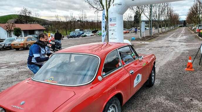Die 60 an der 3. Schwarzwald Winter Challenge teilnehmenden Teams hatten mit ihren Fahrzeugen am Freitag und Samstag verschiedene Parcours zu bewältigen.