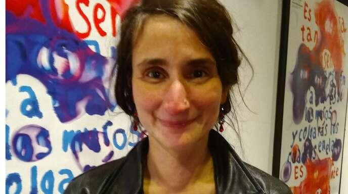 Die Programmmacherin Giovanna Thiery stammt aus Rom und lebt seit Jahrzehnten in Stuttgart
