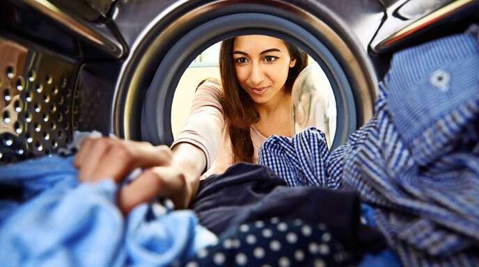 Wie wäscht man umweltfreundlich? Wir geben Tipps.