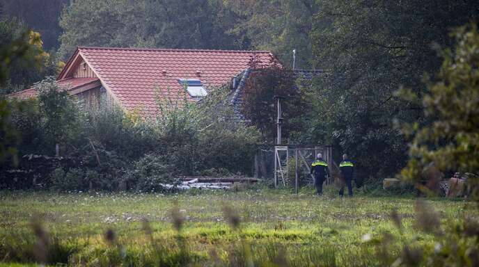 Die Familie lebte auf einem abgeschiedenen Bauernhof in Ruinerwold.
