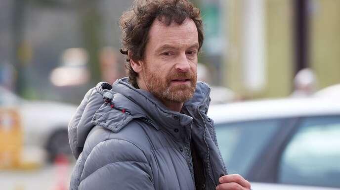 Diesmal nicht der verrückteste: Kommissar Faber, gespielt von Jörg Hartmann.