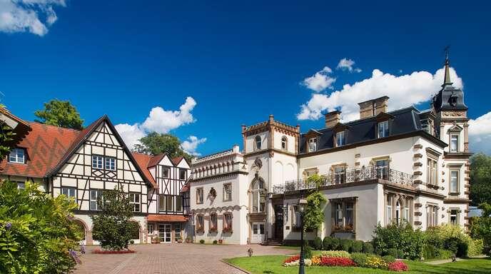 """Das """"Chateau de l'Ile"""" bietet die perfekte Kulisse für eine Auszeit vom Alltag."""