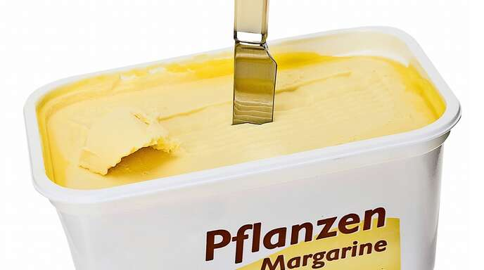 Ist Margarine ein Risiko für die Stabilität einer Ehe?