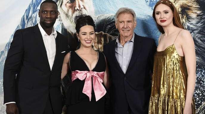 """Der Cast für """"The Call of the Wild"""" ist prominent besetzt und feierte in Hollywood Premiere."""