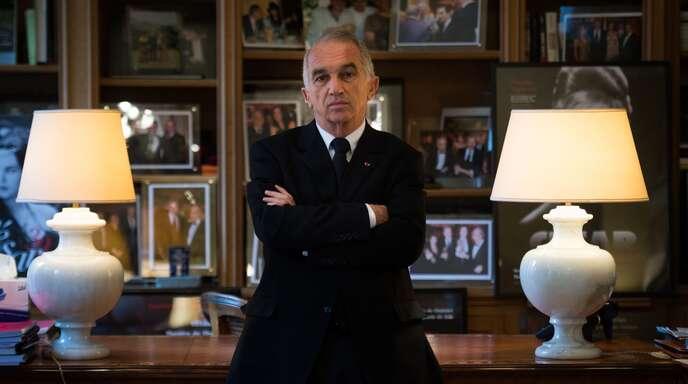 Alain Terzian, seit 2003 Präsident der César-Akademie, hat den Rücktritt des Gremiums erklärt. Auslöser ist der Streit um die Nominierung des Filmemachers Roman Polanski für den Filmpreis.