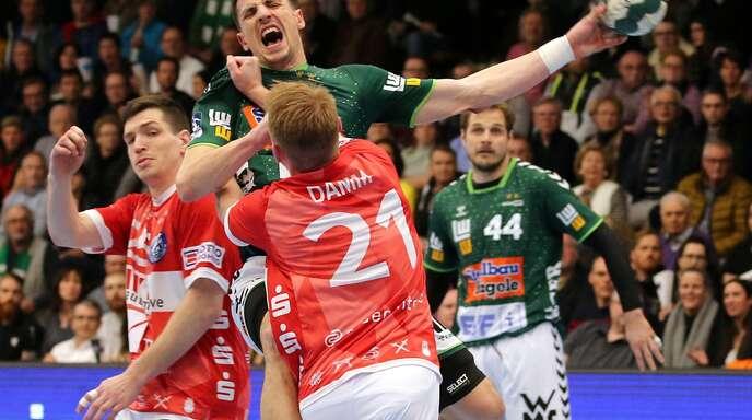 Schmerz lass nach! Nemanja Zelenovic fällt bis zum Saisonende aus.