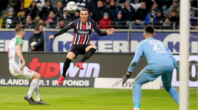 Der Serbe Filip Kostic ist der Spieler, der den Unterschied macht.