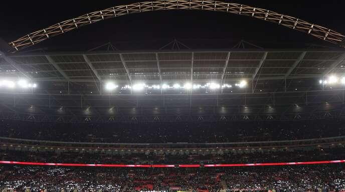 Das Finale findet am 12. Juli im Londoner Wembley-Stadion statt.