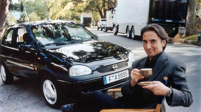 Bruno Maccallini ließ als Herr Angelo in der Nescafé-Werbung Frauenherzen höherschlagen.