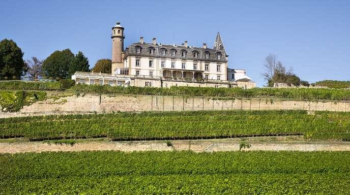 """Das """"Château d'Isenbourg"""" im elsässischen Rouffach ist eine perfekte kleine Wohlfühloase"""