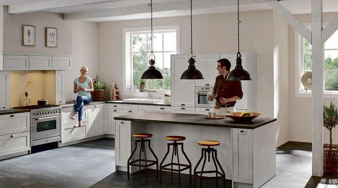 Küche nach eigenen Wünschen gestalten - streb Küchenwelt in Offenburg macht´s möglich.