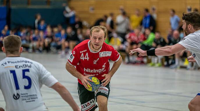 Cedrik Lauppe spielt kommende Saison beim HGW Hofweier.