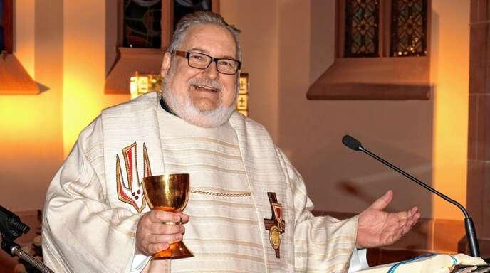 Bühler Pfarrer Geißler
