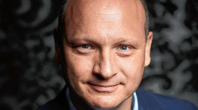 Dominic Müller, Vorsitzender der Kreisstelle Offenburg der Dehoga, begrüßt die Einführung des reduzierten Mehrwertsteuersatzes für Essen im Restaurant.