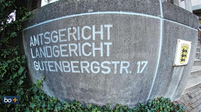 Mord Bühlertal