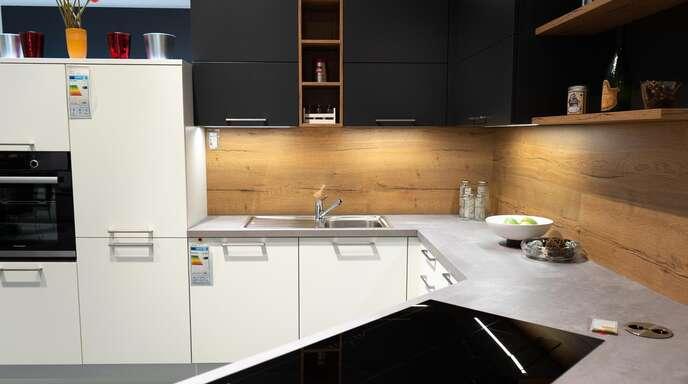 Fischer Küchen in Offenburg bietet auf 1100 Quadratmetern eine große Auswahl an Küchenideen.