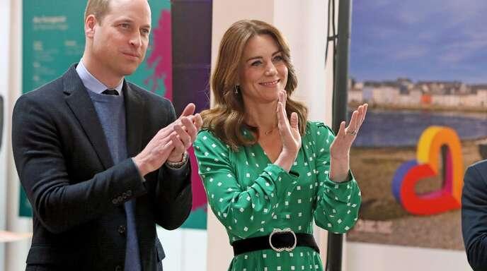 Sie gehen seit Jahren zusammen durch dick und dünn: Prinz William und seine Frau, Herzogin Kate.