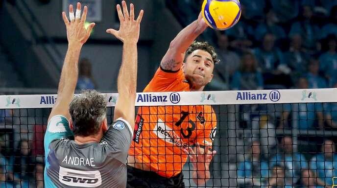 Spielt Benjamin Patch mit den Berlin Recycling Volleys bald in Polens Liga?