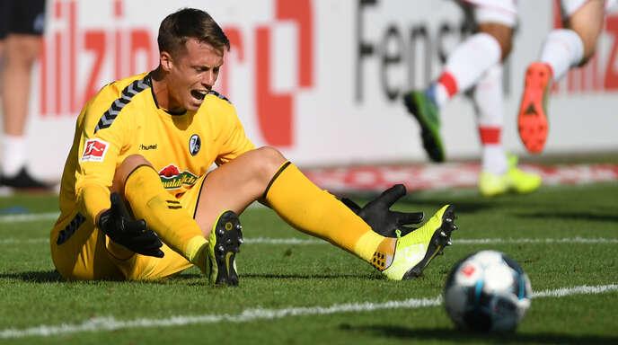 Heimspiele sind für Alexander Schwolow derzeit wie Auswärtsspiele.