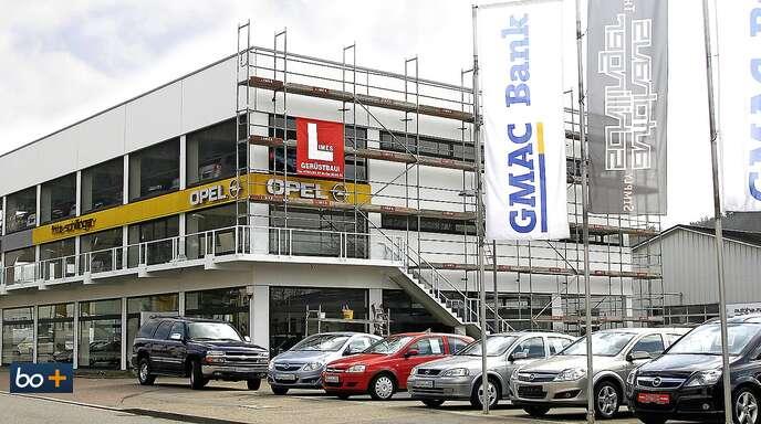 Opel Autohaus Karlsruhe