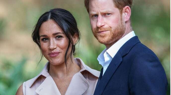 Herzogin Meghan und Prinz Harry leben seit einigen Wochen in Los Angeles.