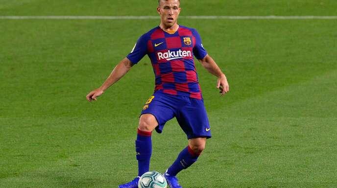 Arthur wechselt vom FC Barcelona zu Juventus Turin.