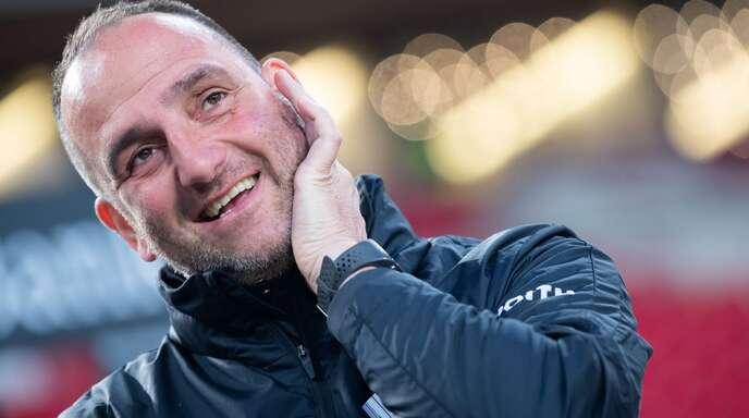 Führt Frank Schmidt den 1. FC Heidenheim in die Bundesliga?