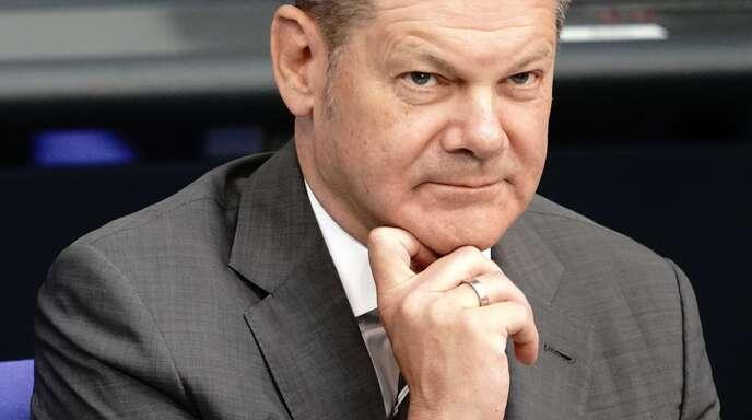 Bundesfinanzminister Olaf Scholz: Milliarden für die Wirtschaft.