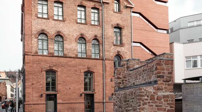 Wird zur Theaterkulisse: das Stadtmuseum Tonofenfabrik in Lahr.