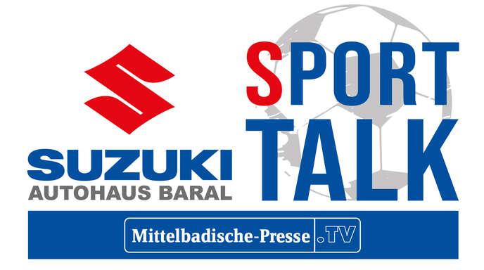"""Der 1. """"Suzuki Baral Sport-Talk"""" der Mittelbadischen Presse findet am Mittwochabend in Renchen statt."""