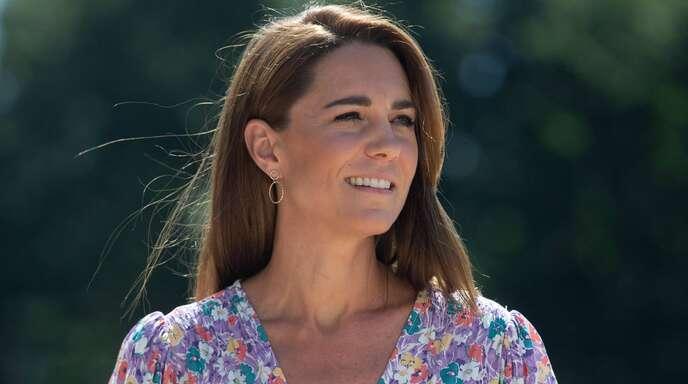 Herzogin Kate überzeugt mit ihren Outfits nicht nur die Fans.