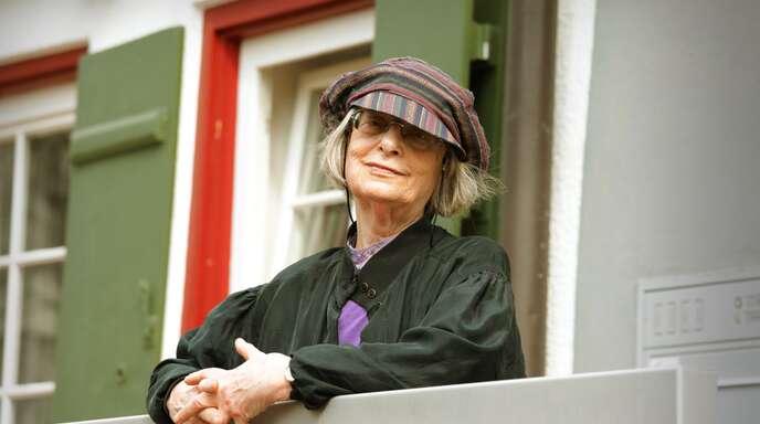 Grande Dame des Gedichts: Elke Erb. In unserer Bildergalerie finden Sie Wege zum Werk.